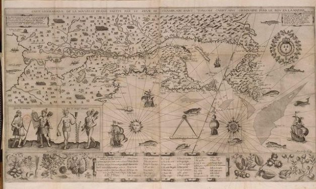1627 – 1663: Governors of New France