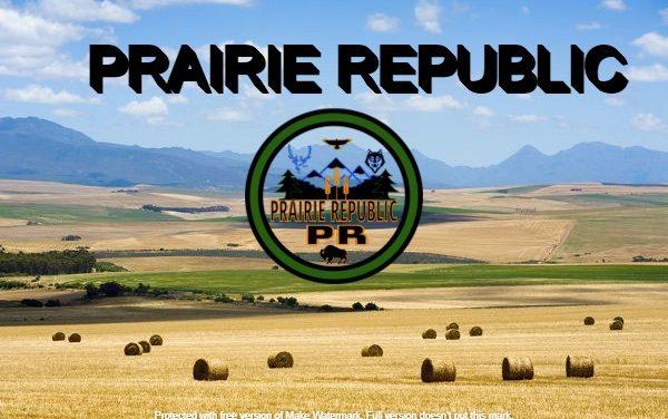 WELCOME PRAIRIE REPUBLIC